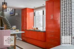 small-space design ideas kitchen seat