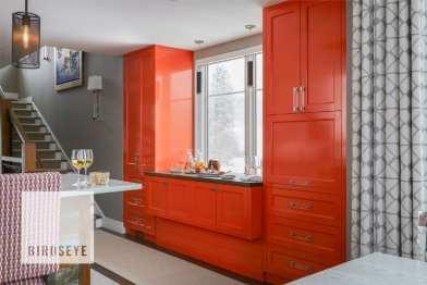 small-space design ideas kitchen seat