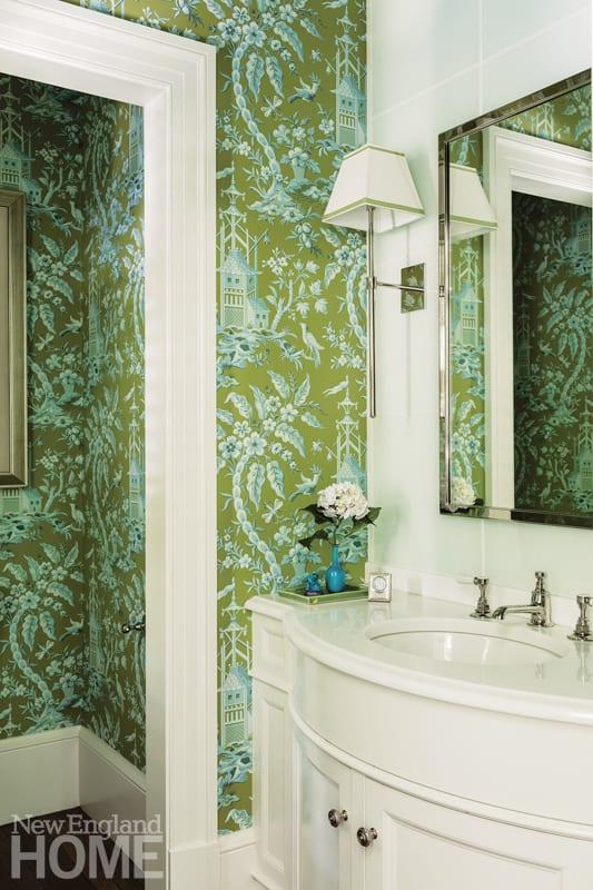 powder rooms robin gannon interiors & home