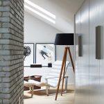 Mar Silver's Home meditation room
