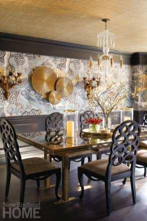 rutland square brownstone dining room