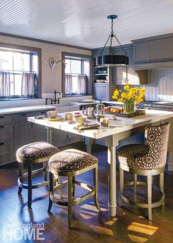 rutland square brownstone kitchen
