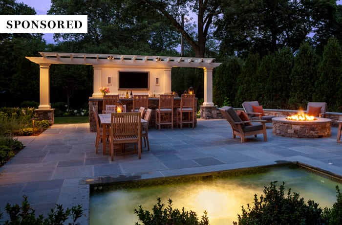 How To Enjoy Year Round Backyard Entertaining In New England New