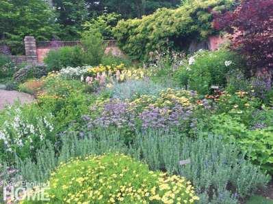 Beatrix Farrand Rockefeller garden