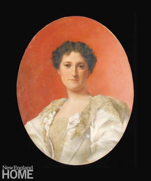 Beatrix Farrand portrait
