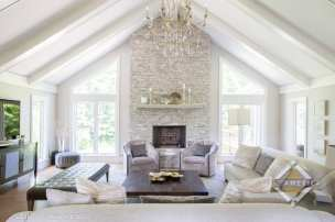 choosing tile vaulted ceiling