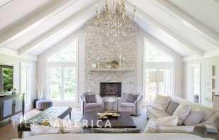 choosing tile vaulted ceiling