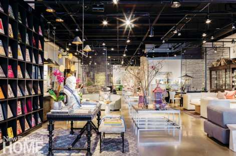 Modern Relik Boston overall shop view