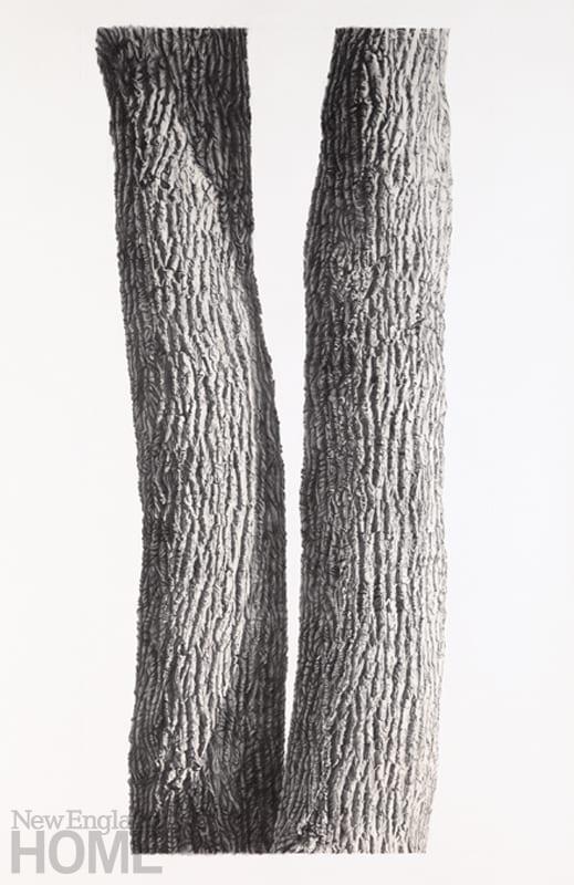artist Sandra Allen Paths That Cross