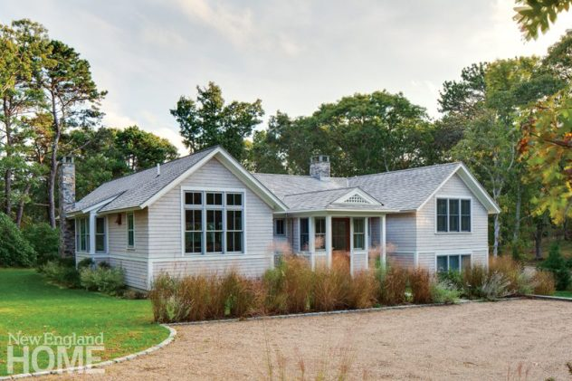 Martha's Vineyard getaway exterior