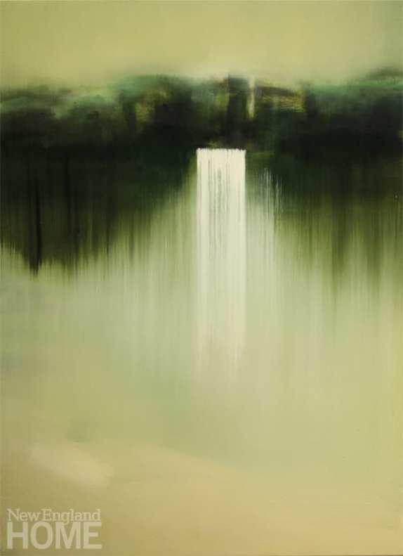 Liz Dexheimer paintings Domain Interchange
