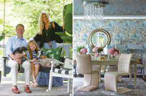 The Greenwich Home of Designer Andrea Sinkin