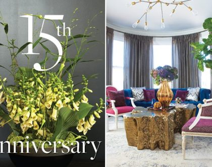 New England Home Turns 15! Celebrate with Us.