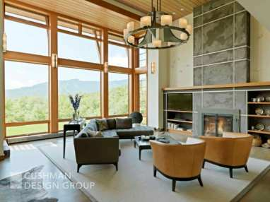 Cushman Design Group_Living Room with View