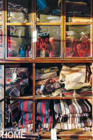Textile room