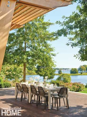 CI21_Catalano Osterville_Dining Are with View
