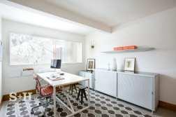 S + H Construction_midcentury modern_ Office