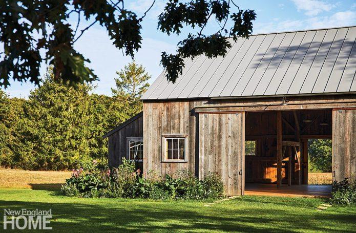 Auxilary barn on Martha's Vineyard.