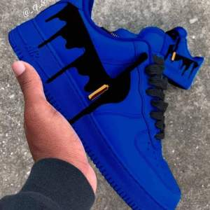 99633a7e79c Custom Air Force Ones – Neighborhood Nike