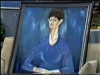 Image result for mrs mangel portrait
