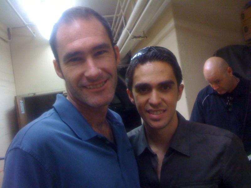 Alberto Contador – The Decision