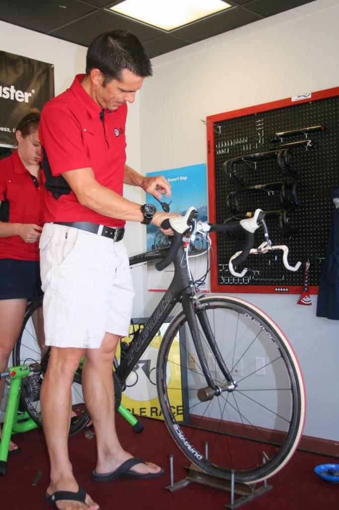 Retul Fit - Maximizing each pedal stroke