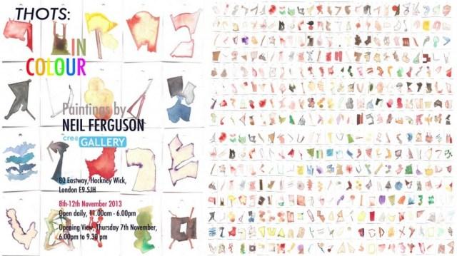 Ferguson - THOTS in Colour Set ( 400 selection) A