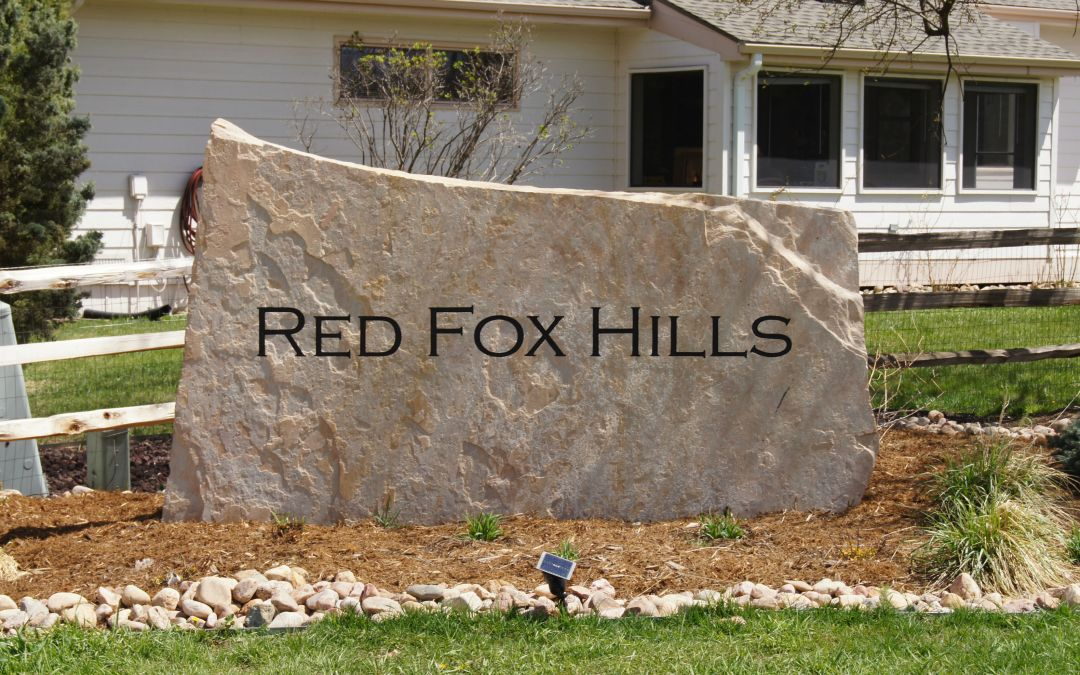 Boulder Neighborhood Profile – Red Fox Hills