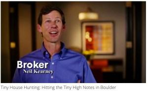 Neil Kearney on TV