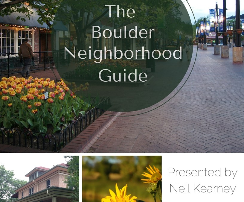 Boulder Neighborhoods – Guide for 2016