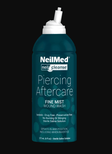 NeilCleanse fine mist piercing aftercare spray