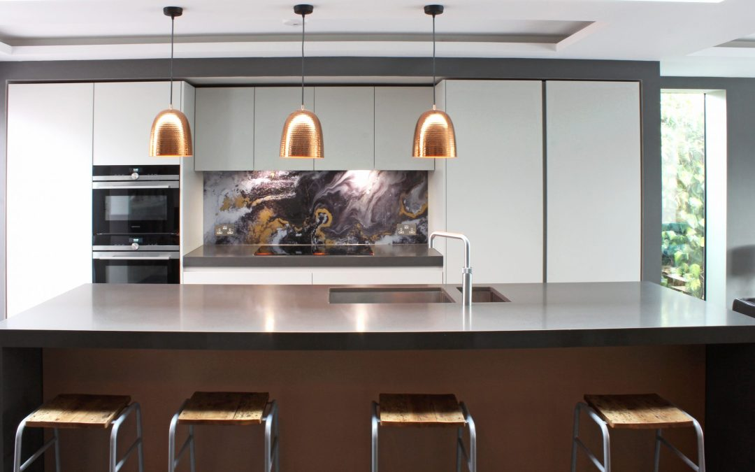 Contemporary Kitchen Design Putney