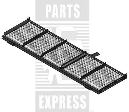 Ford/New Holland TR89 Header Chaffers, Sieves, Shoe