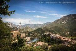 Overlooking Coll de Nargo