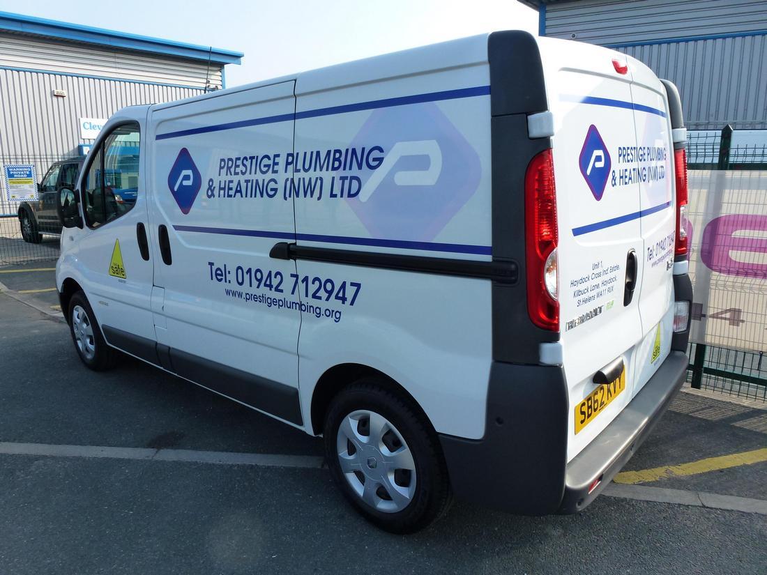 Prestige Plumbing  Heating nw Ltd  Neil Signs
