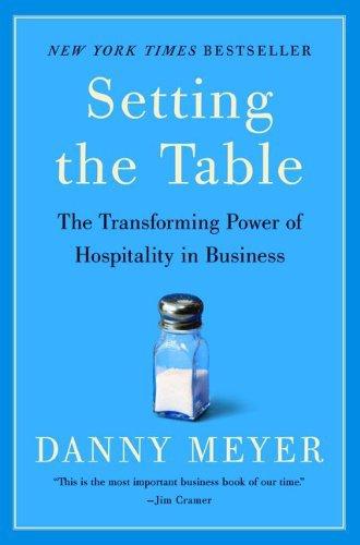 Setting the Table Key Takeaways