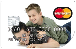 Boys on Credit Card