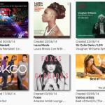 Tracks Added – June 2014