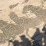 Italy 2014 – Day 3 – The amazing mosaics of Ostia Antica
