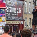 Edinburgh Festival 2015 – Day Two