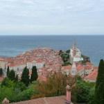 Greece 2015 – Koper & Piran, Slovenia – A Bit Windy