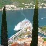 Greece 2015 – Kotor, Montenegro – Hitting our Step Target Early