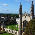 Cambridge 2017 – Colleges and Books