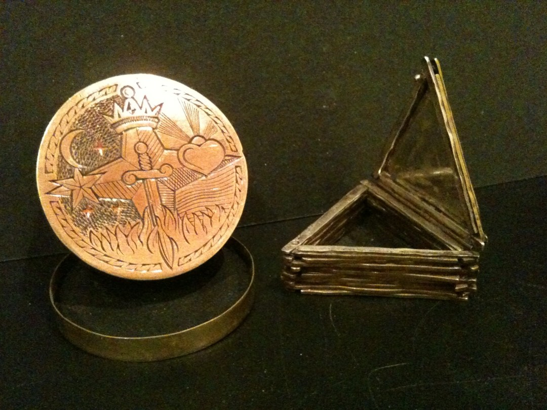 Boxes – Copper, Brass, Silver and Bronze