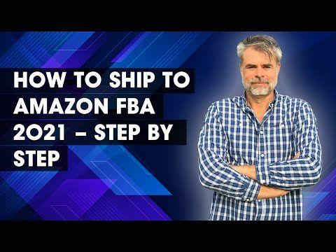 Ship to Amazon FBA