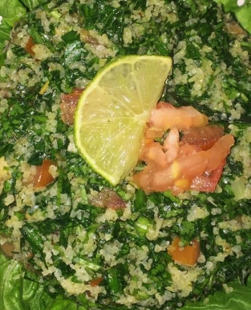 Tabbouleh – A Traditional Middle Eastern Vegetarian Salad