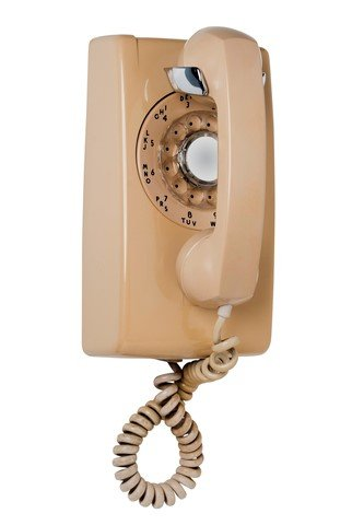 Remember When Phones Hung on Kitchen Walls?