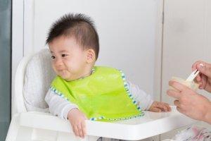 baby refusing to eat