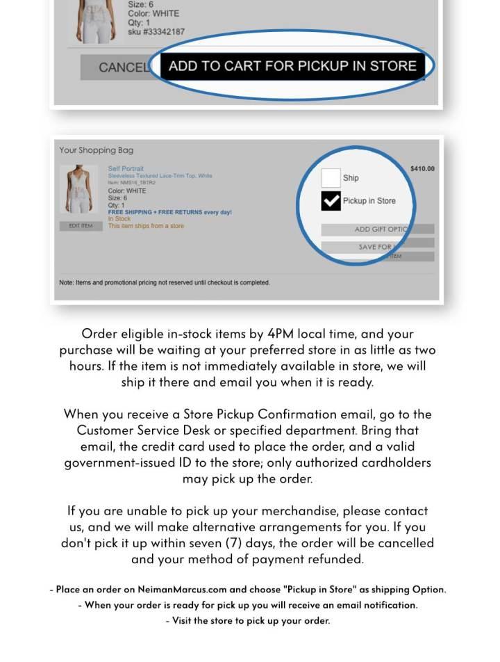 Saks Fifth Avenue Carding Method | Gemescool org