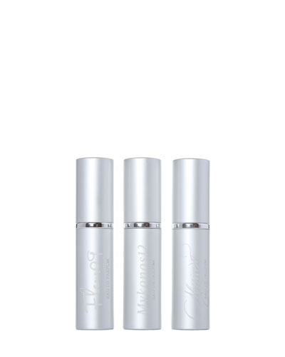 Travel Spray Trio, 3 x 0.2 oz.